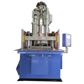 Safe operation rules for vertical injection molding machines